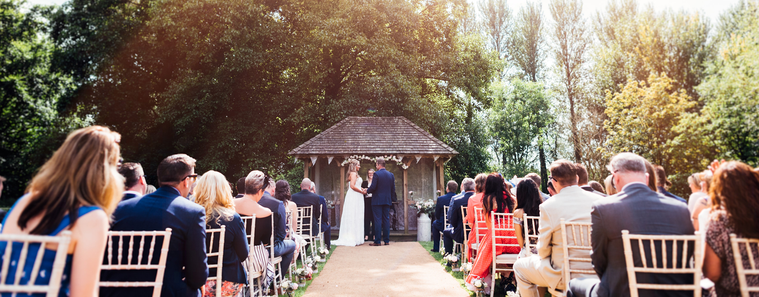 Country Wedding Venues Cotswolds Outdoor Lakeside Wedding Venues
