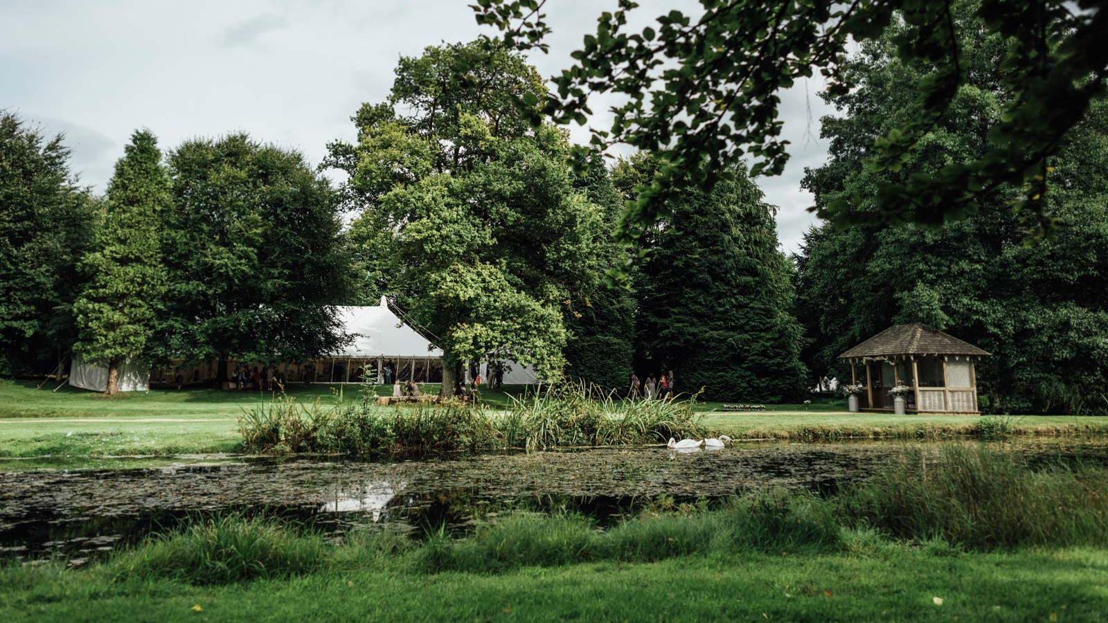 Outdoor Wedding Venues Cotswolds